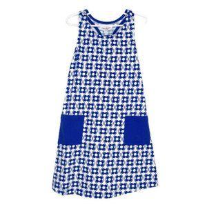 Hanna Andersson Dress Girls Size 120 6 7
